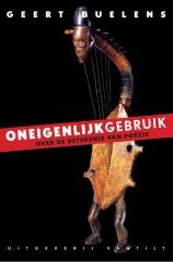 Geert Buelens – Oneigenlijk Gebruik