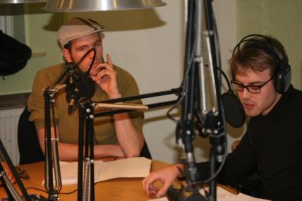Mugwumps op de Rundfunk