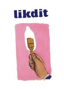 likdit – omslag van Vincent Dams