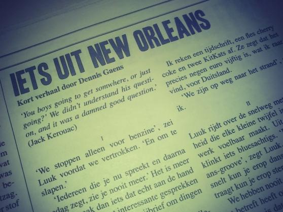 Iets uit New Orleans